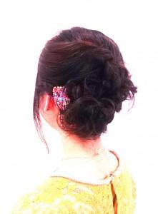 編みこみヘアアレンジ セット